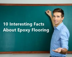 10 Interesting Facts About Epoxy Flooring