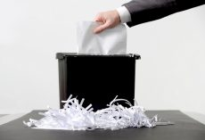 4 Business Vulnerabilities of Improper Paper Shredding
