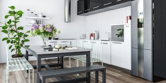 How to Stage a Kitchen When Selling a House